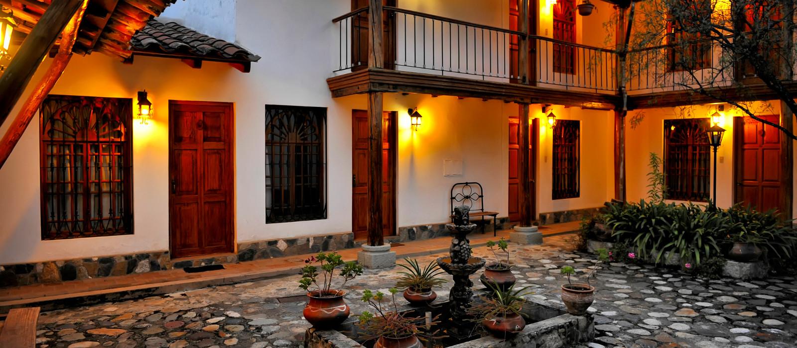 Hotel El Patio de Monterrey Peru
