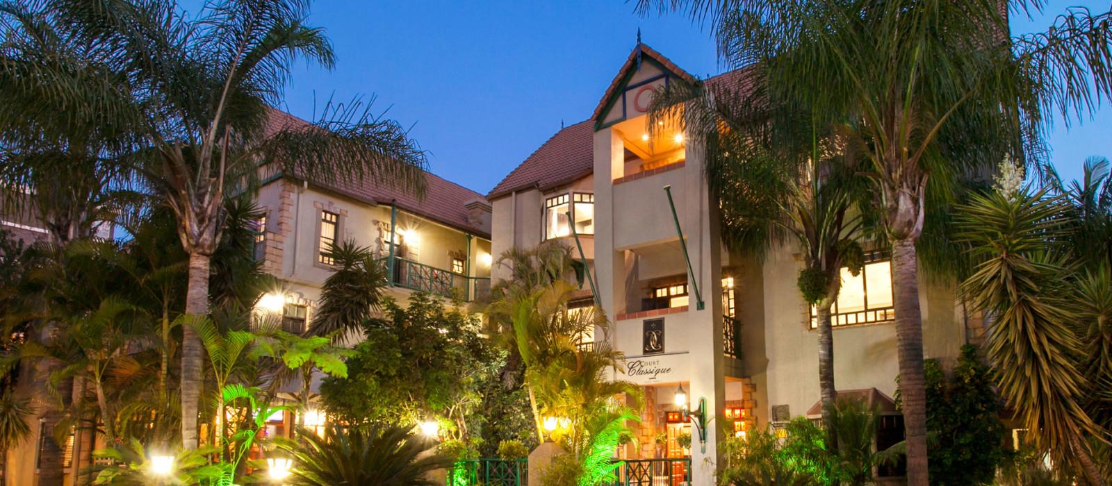 Hotel Court Classique Suite  Südafrika