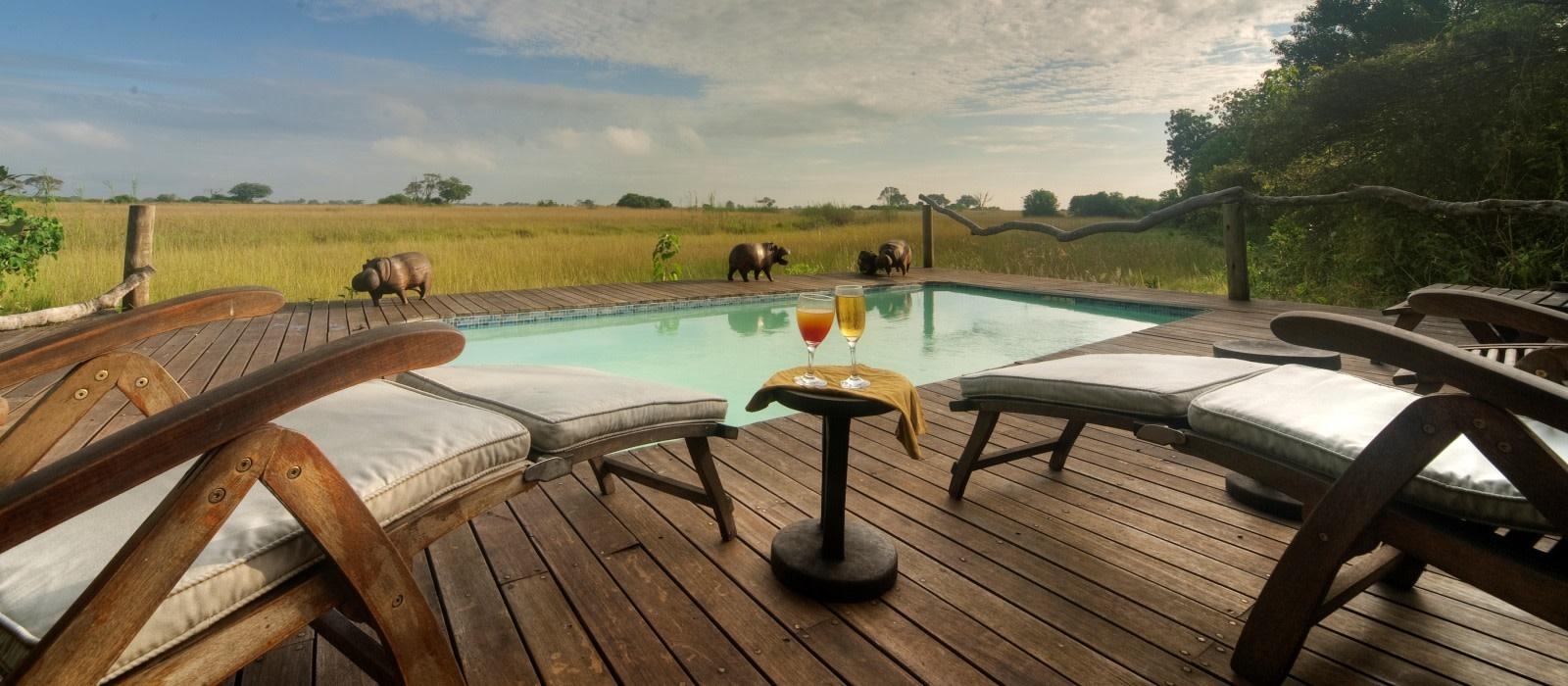 Hotel Lebala Camp Botswana