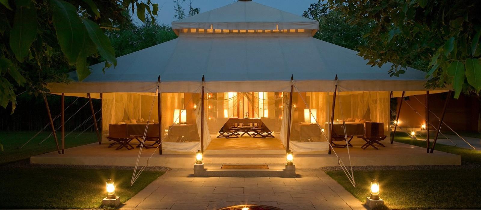 Hotel Aman-i-Khas Nordindien