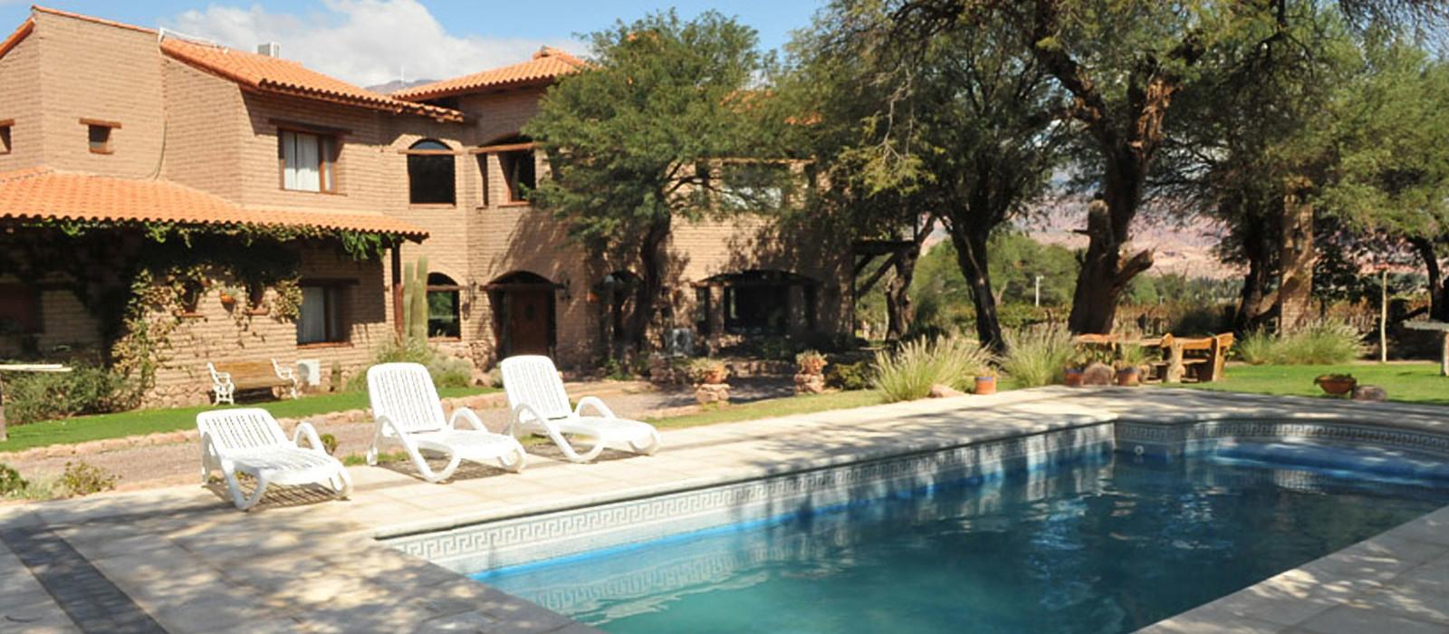 Hotel Casa de la Bodega Argentinien