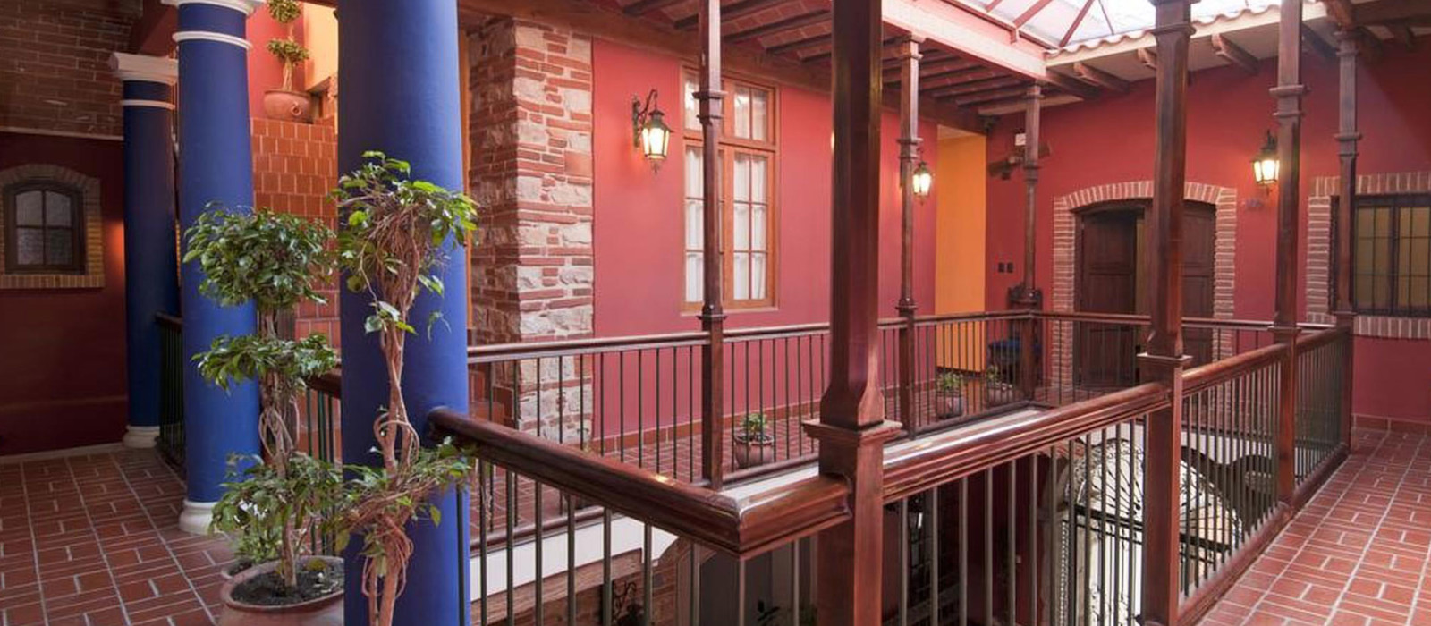 Hotel La Casona de la Ronda Ecuador/Galapagos