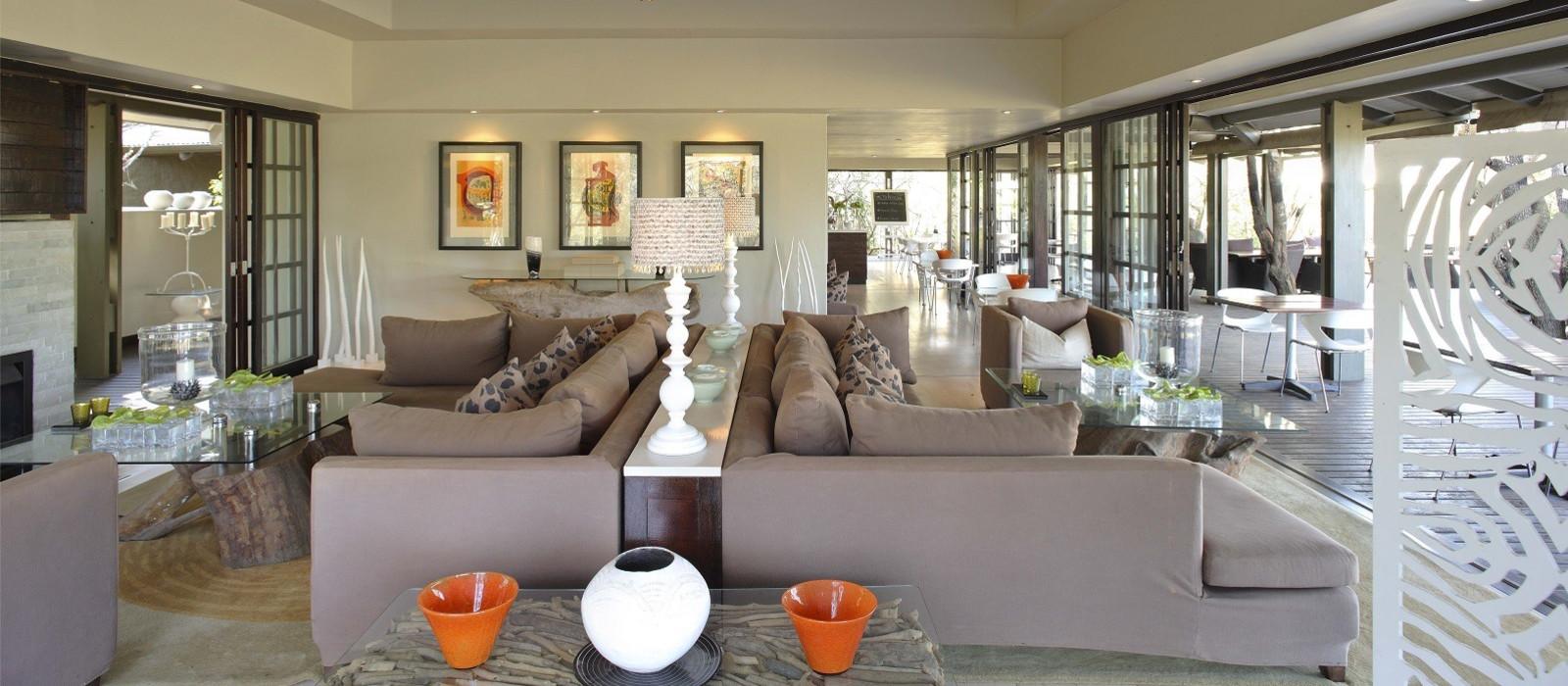 Hotel Phinda Forest Lodge Südafrika