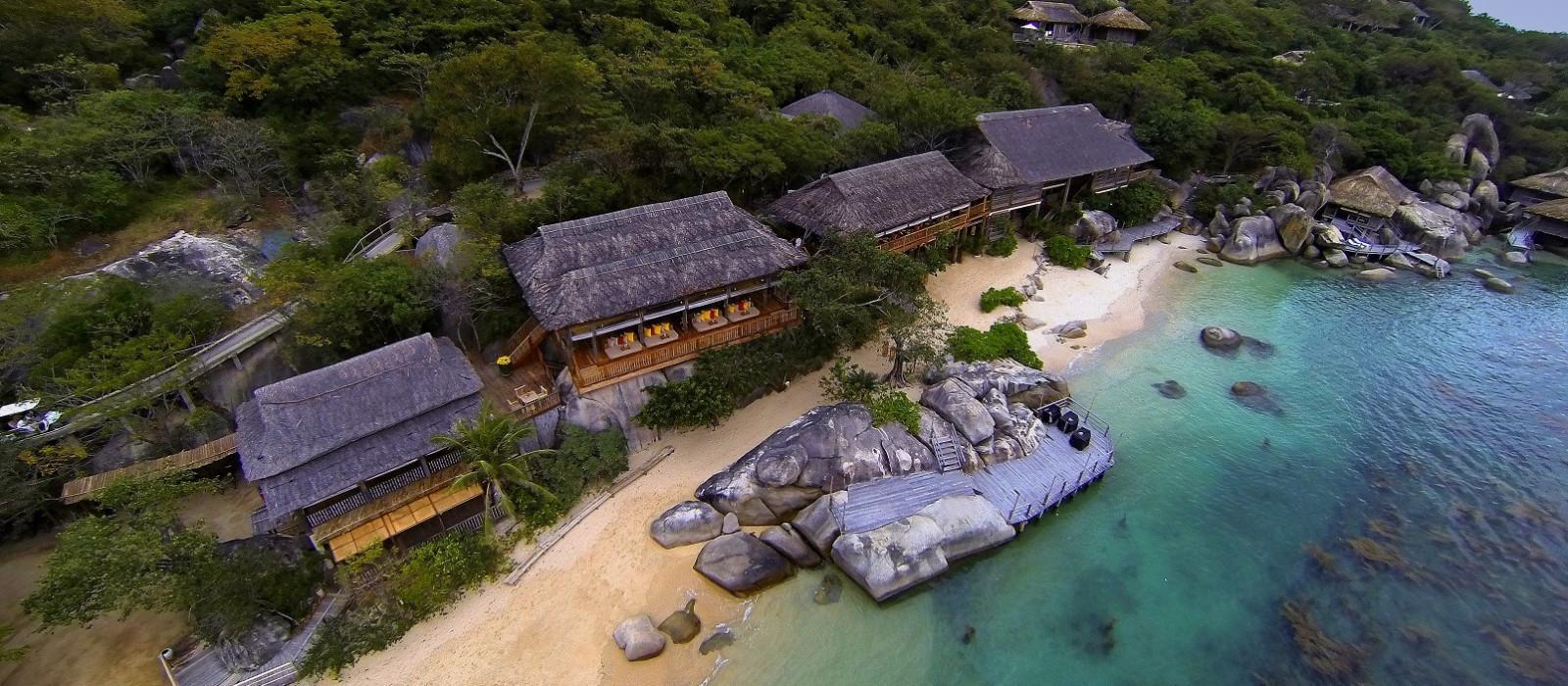 Hotel Six Senses Ninh Van Resort Vietnam
