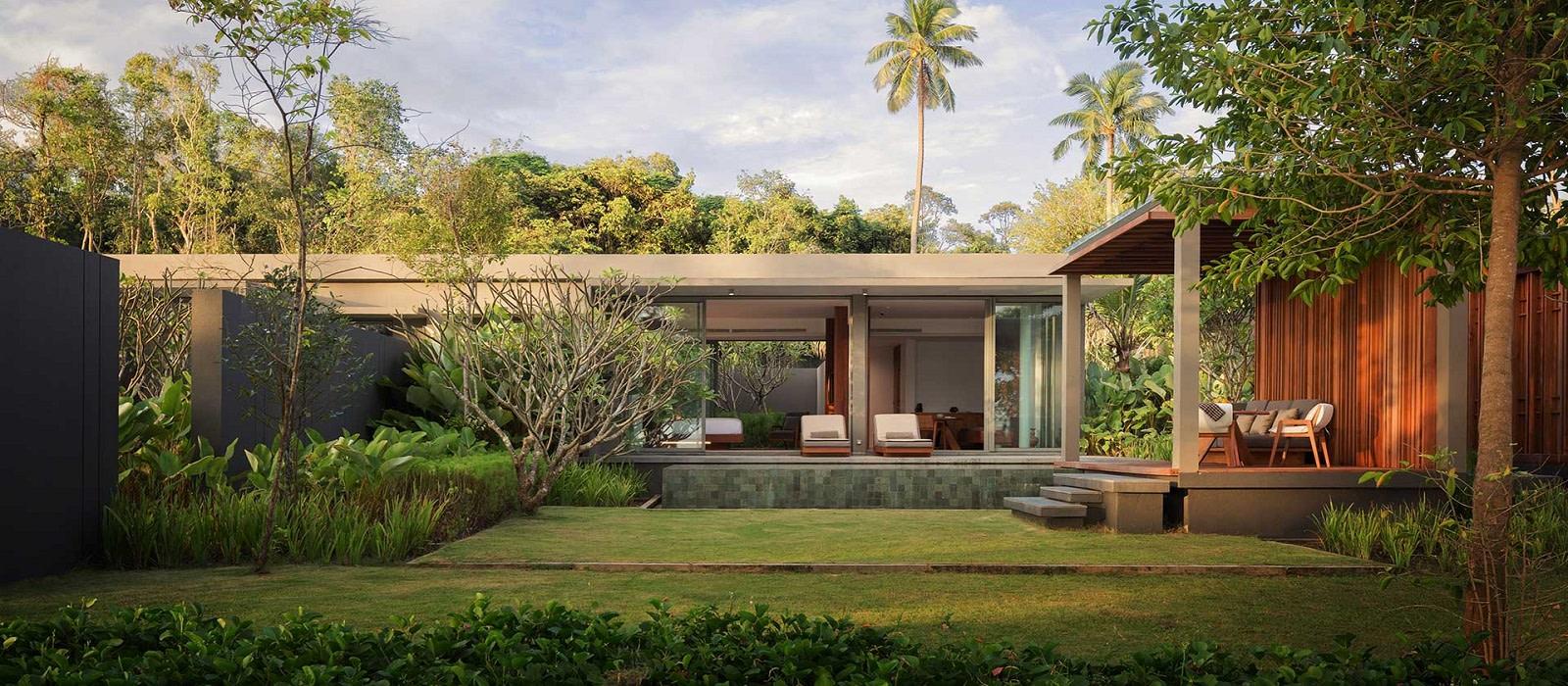Hotel Alila Villas Koh Russey Kambodscha