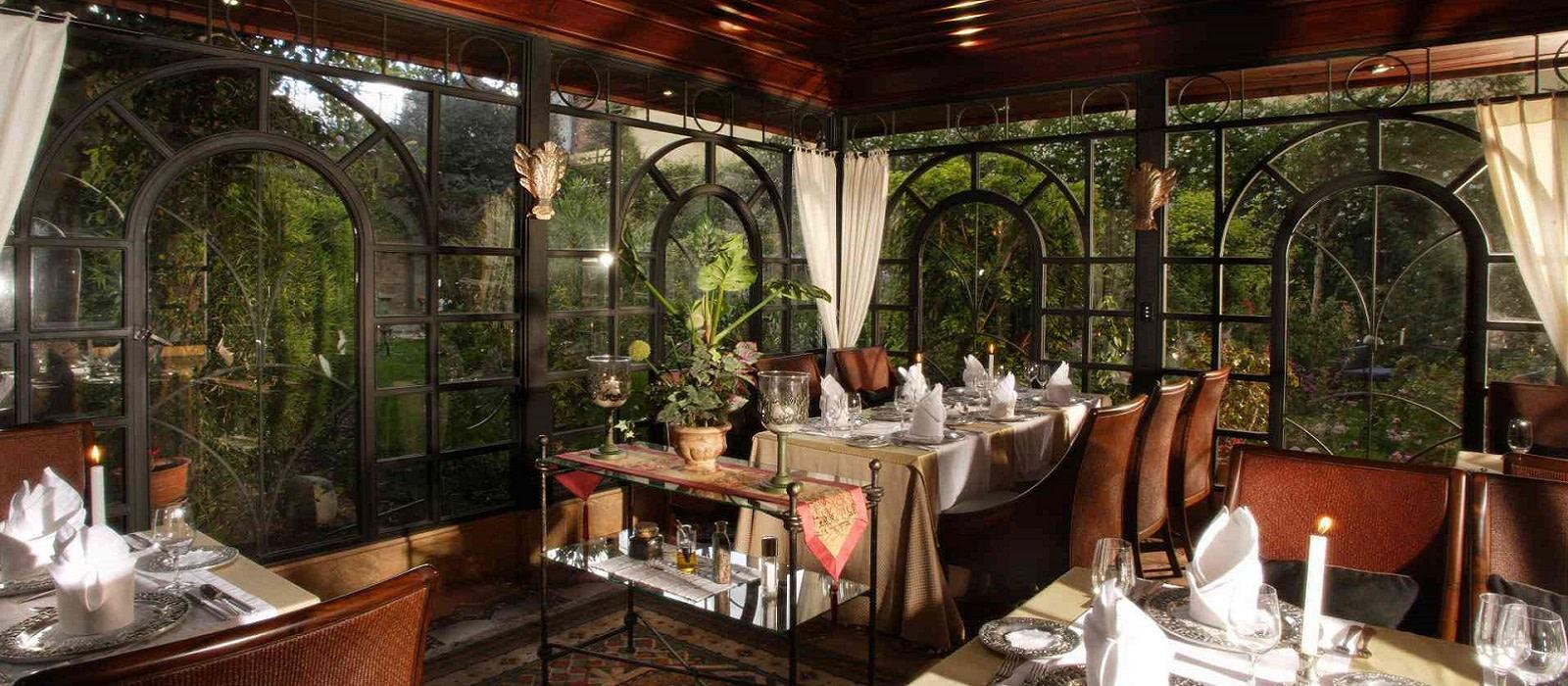 Hotel Mansion Alcazar Ecuador/Galapagos