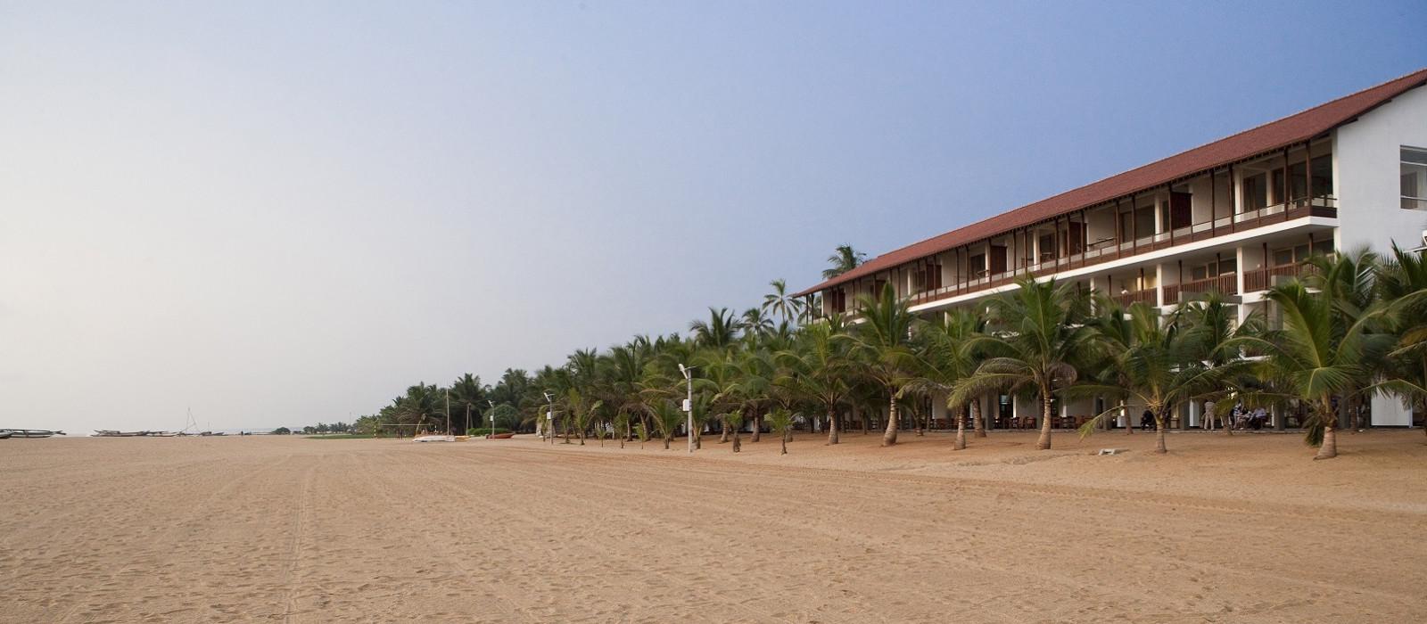 Hotel Jetwing Blue Oceanic Sri Lanka