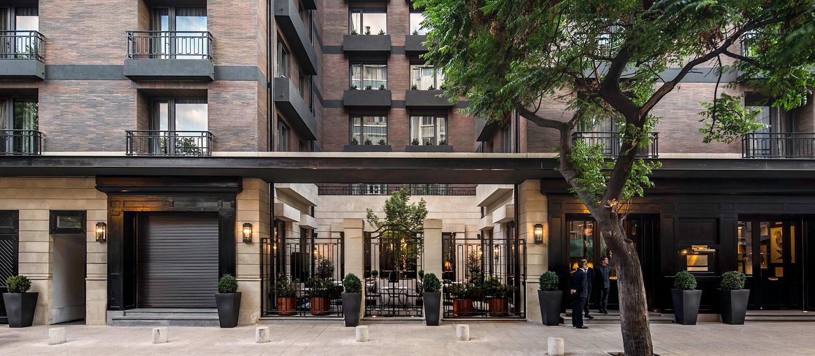 Hotel The Singular Santiago Chile