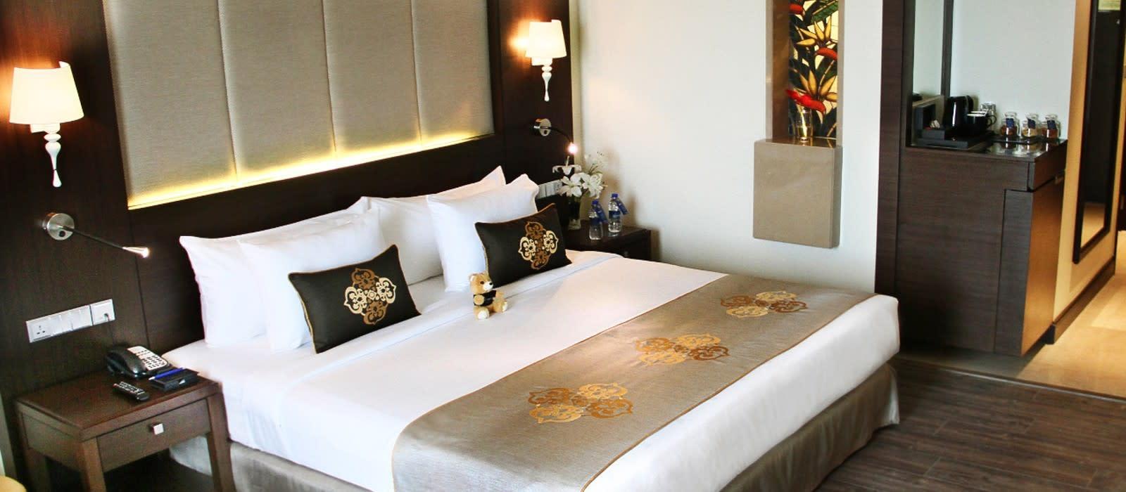 Hotel Radisson Blu Plaza  Mysore Südindien
