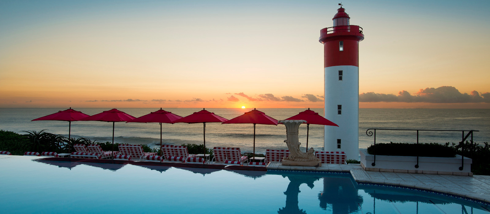 Hotel The Oyster Box Südafrika