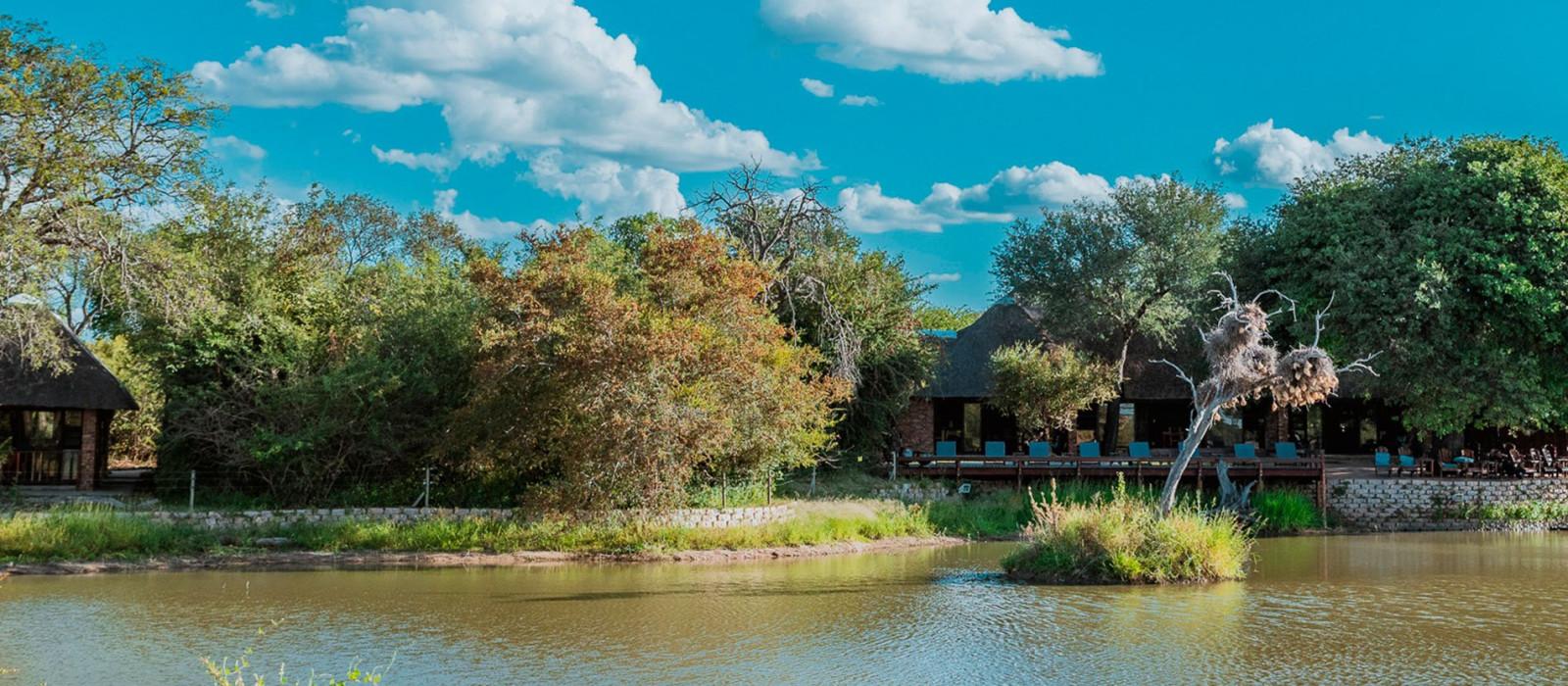 Hotel Gomo Gomo Game Lodge South Africa
