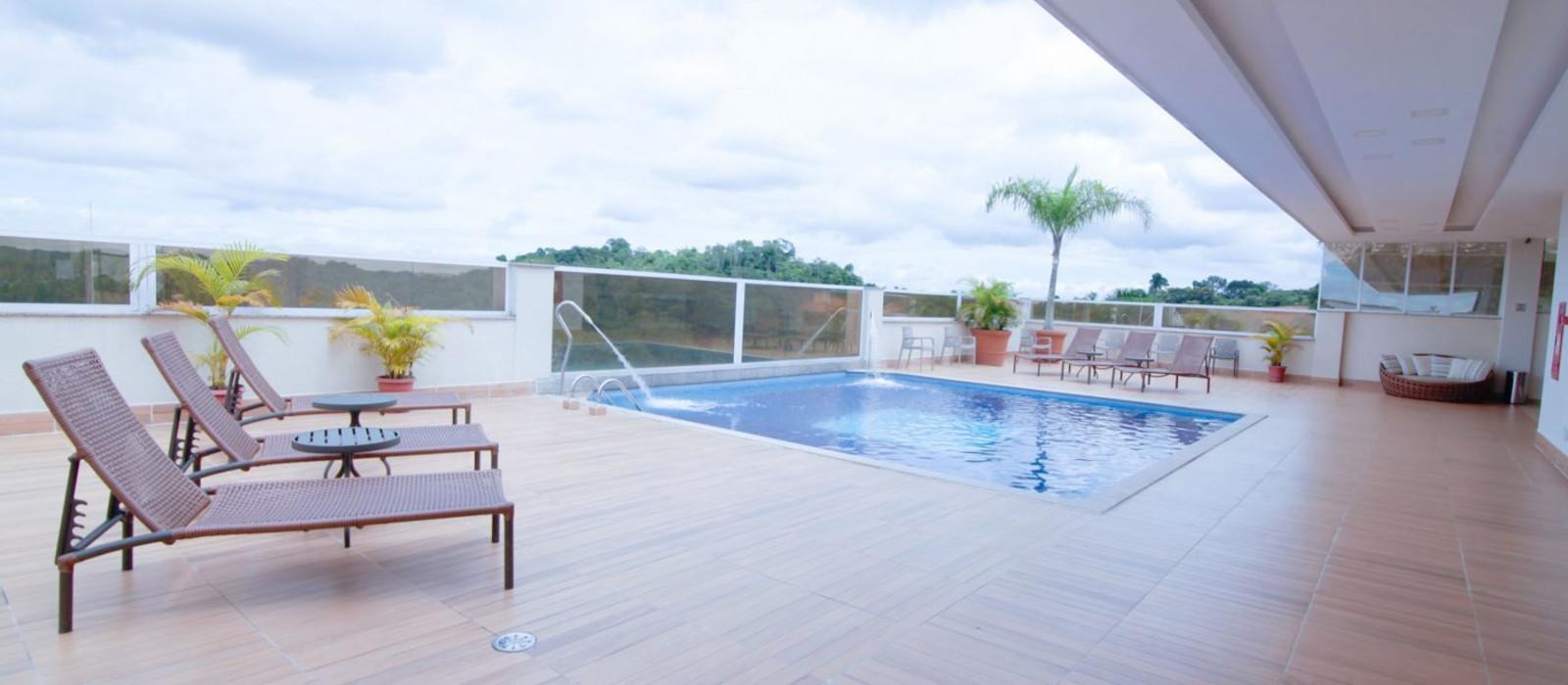 Hotel Nobile Suites Manaus Airport Brasilien