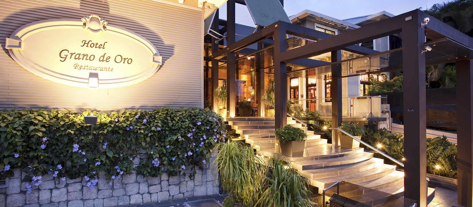 Hotel Grano de Oro Costa Rica