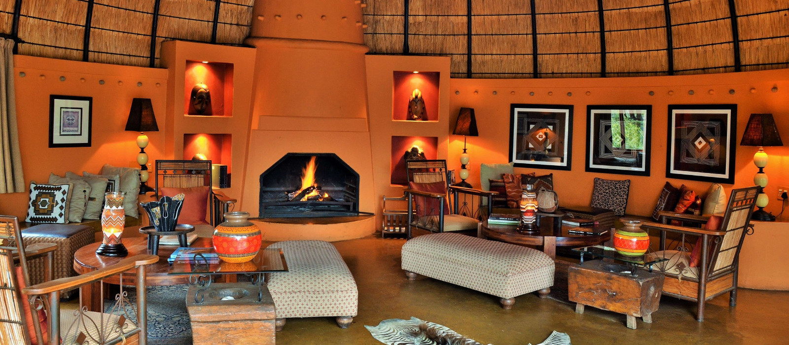 Hotel Hoyo Hoyo Safari Lodge South Africa