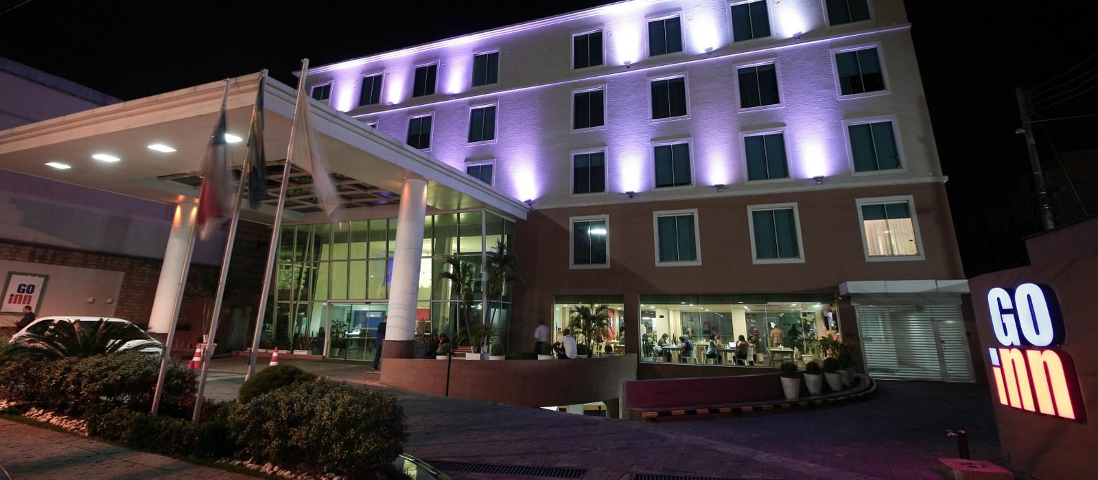Hotel Go Inn Manaus Brasilien