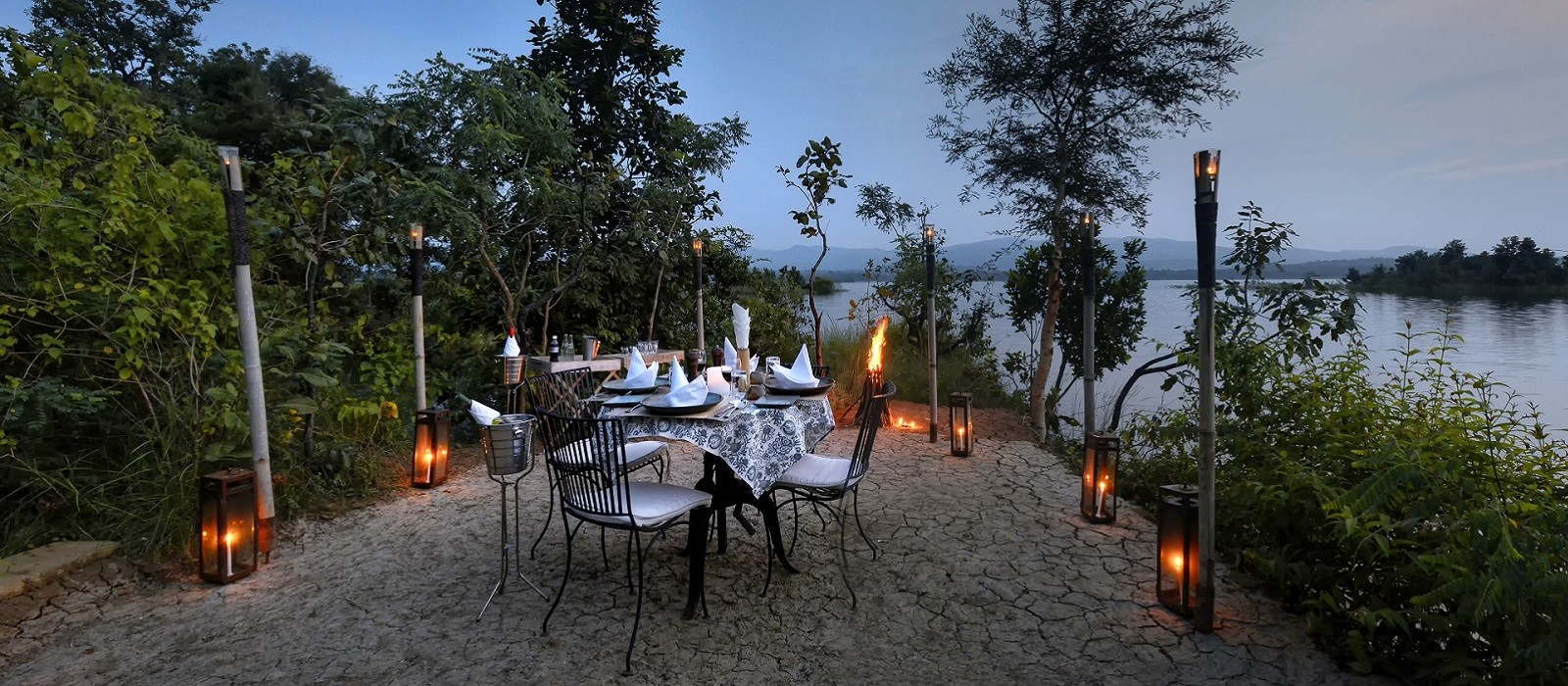 Hotel Denwa Backwater Escape Zentral- & Westindien