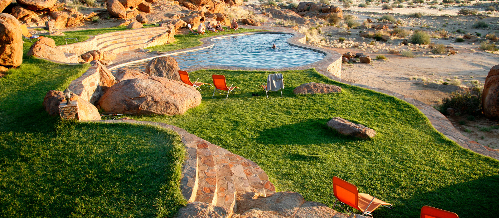 Hotel Canyon Lodge Namibia