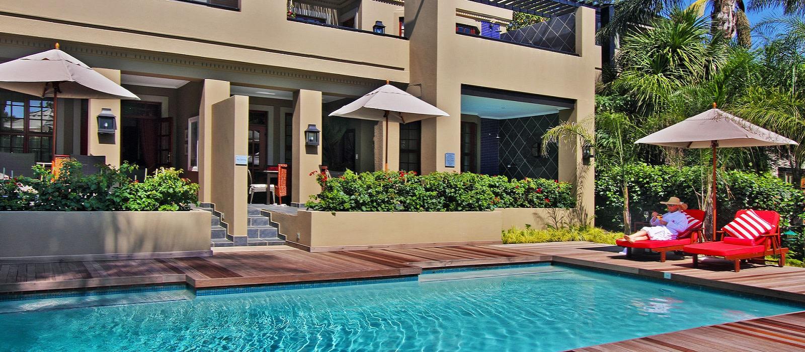 Hotel Residence  Südafrika