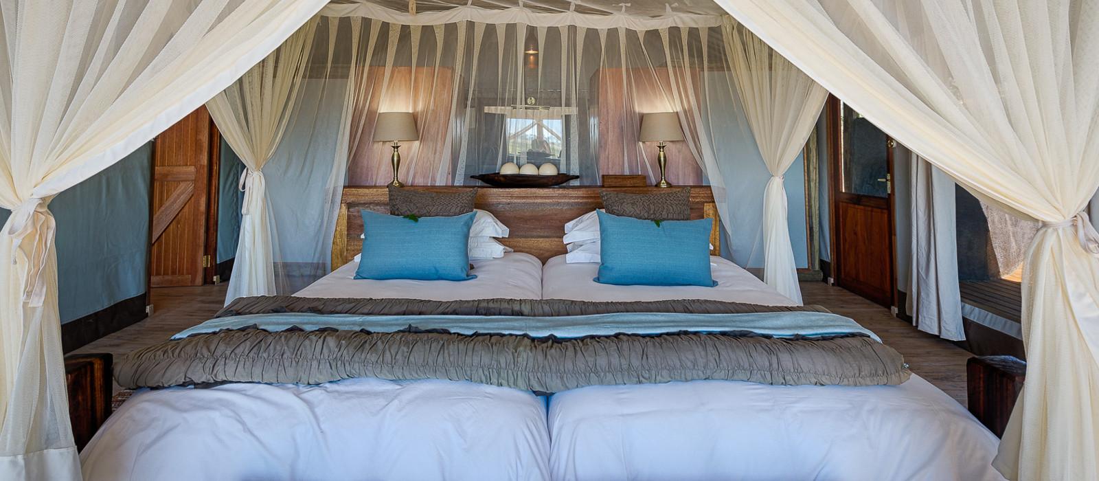 Hotel Tubu Tree Botswana