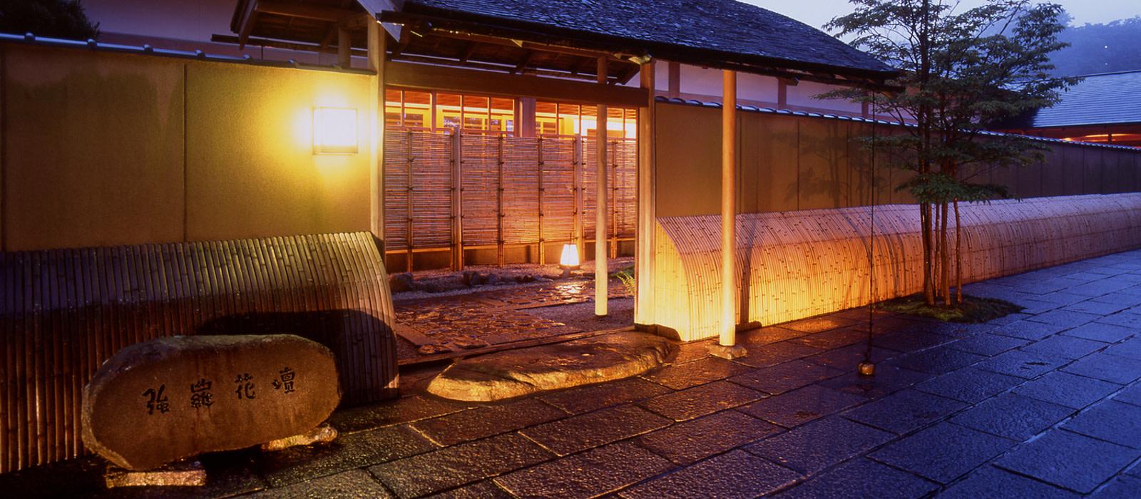 Hotel Gora Kadan Ryokan Japan