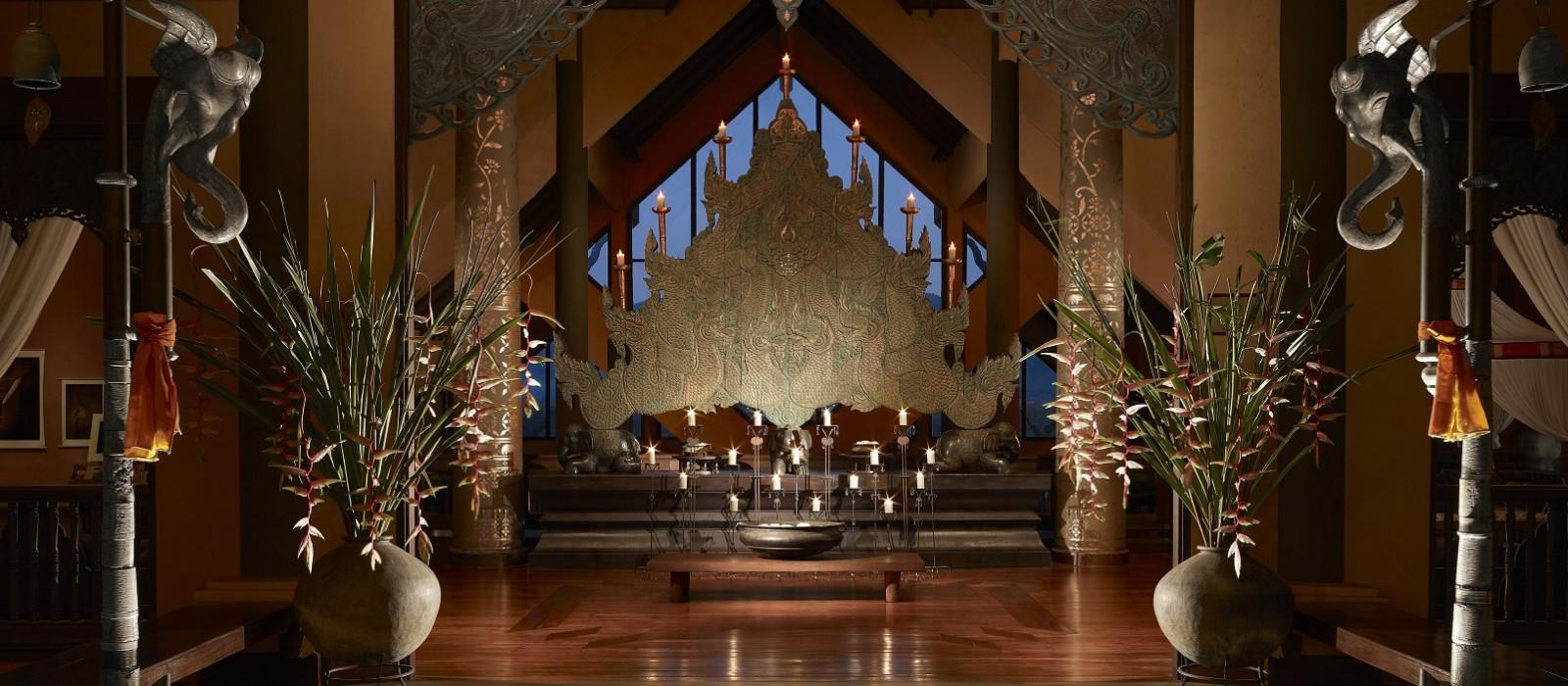Hotel Anantara Golden Triangle Thailand