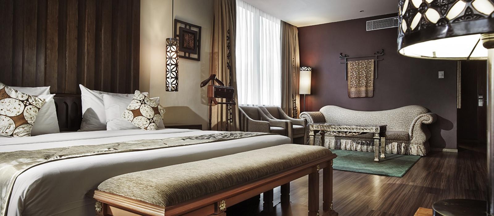 Hotel The Royal Surakarta Heritage Indonesien