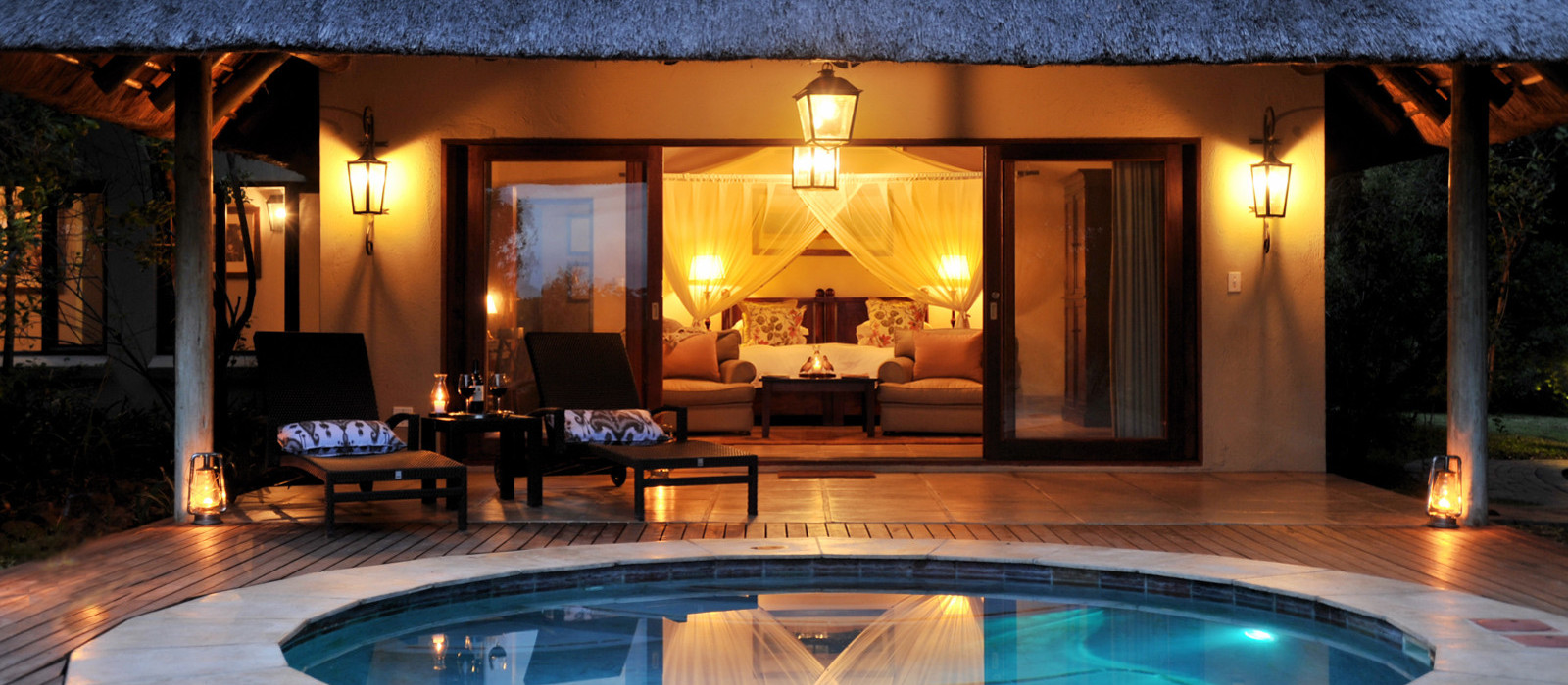 Hotel Savanna Private Game Reserve South Africa