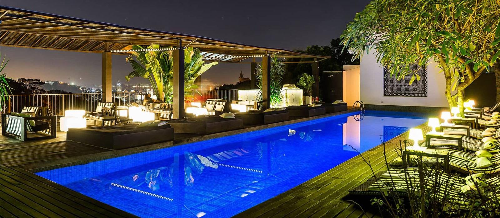 Hotel Santa Teresa  RJ MGallery by Sofitel Brazil