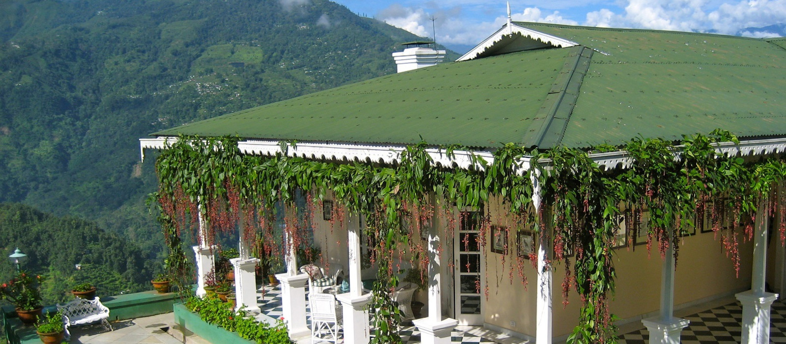 Hotel Glenburn Tea Estate Ostindien