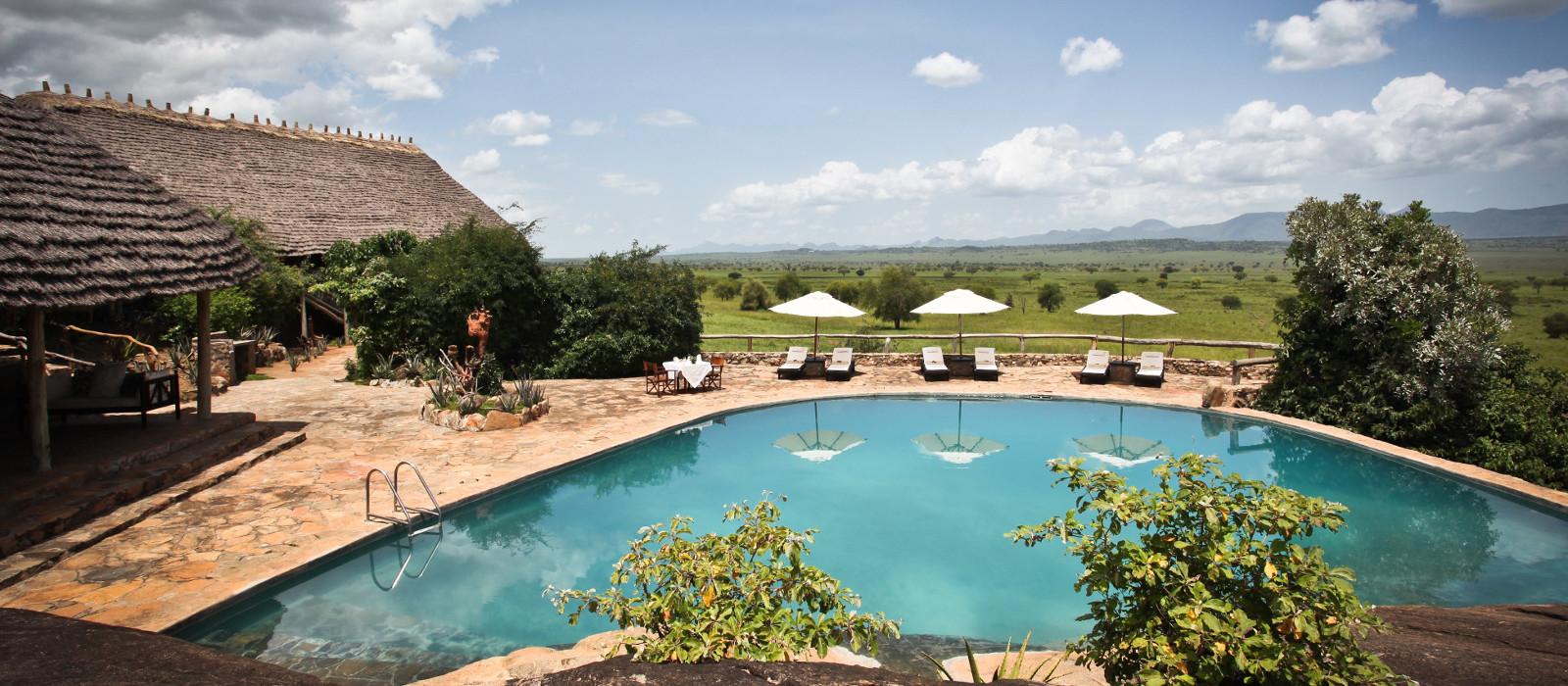 Hotel Apoka Lodge Uganda