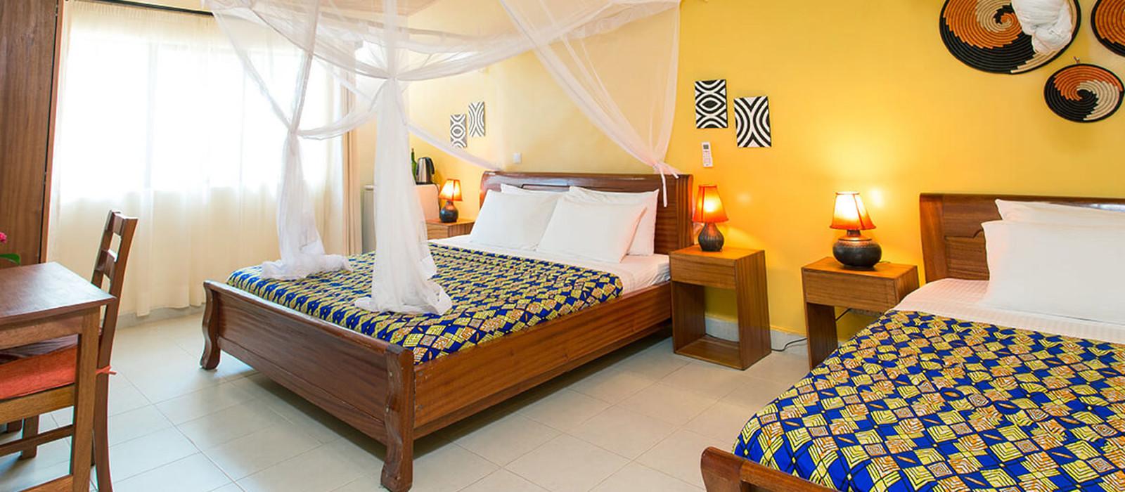 Hotel Heaven Restaurant & Boutique  Ruanda