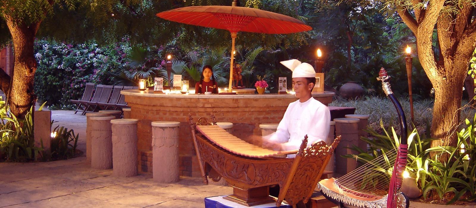 Hotel Tharabar Gate Myanmar
