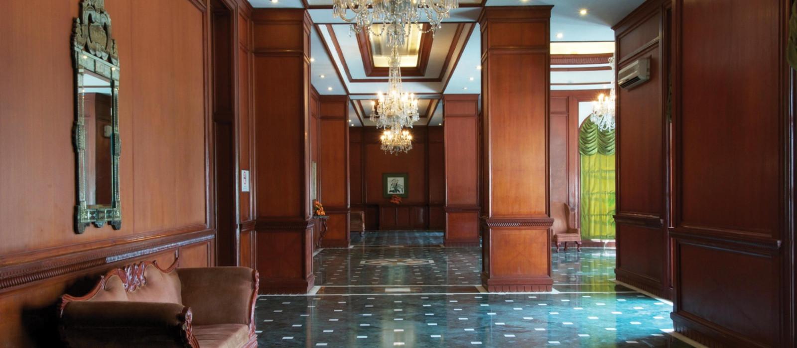Hotel Taj Mahal , Lucknow Nordindien