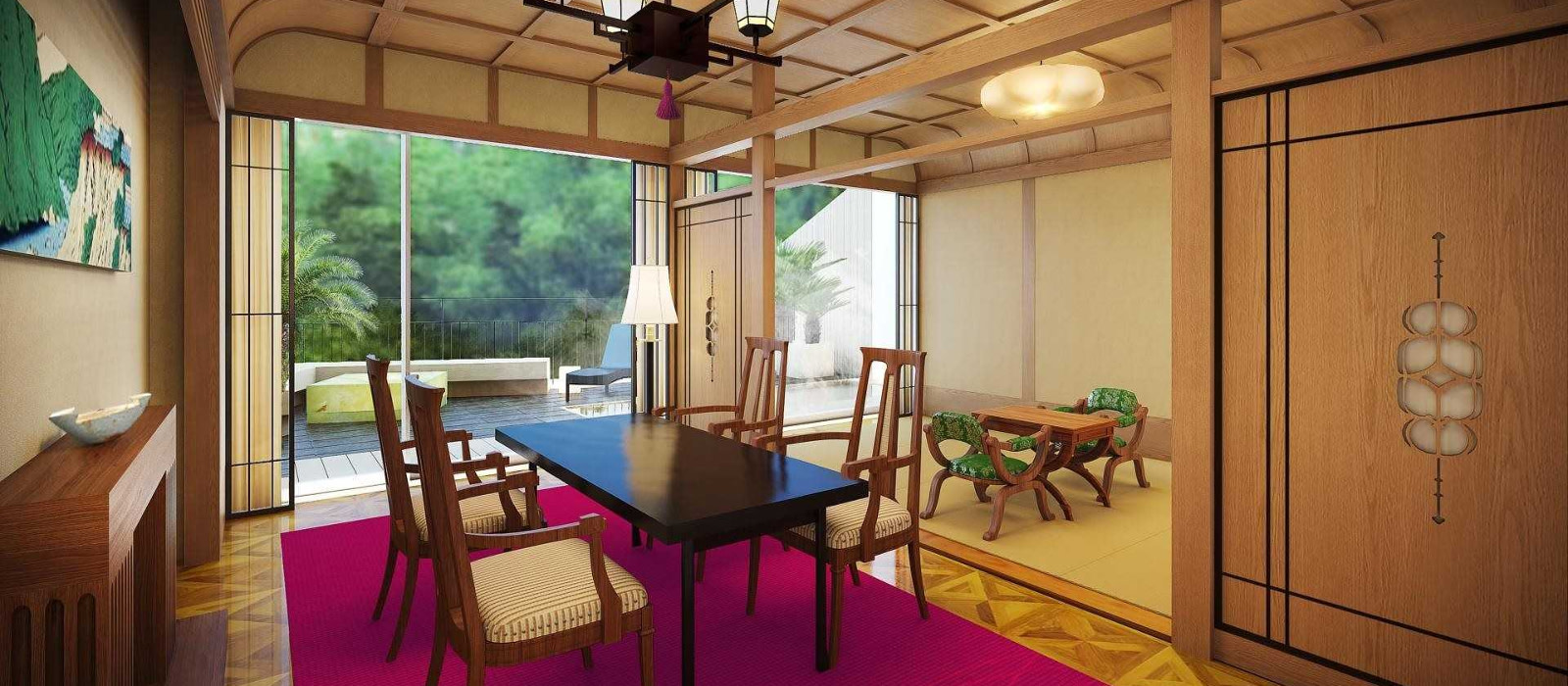 Hotel Hakone Kowakien Tenyu Ryokan Japan