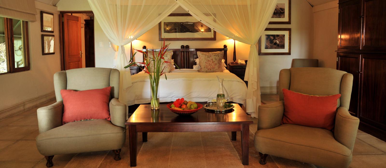 Hotel Savanna Private Game Reserve Südafrika