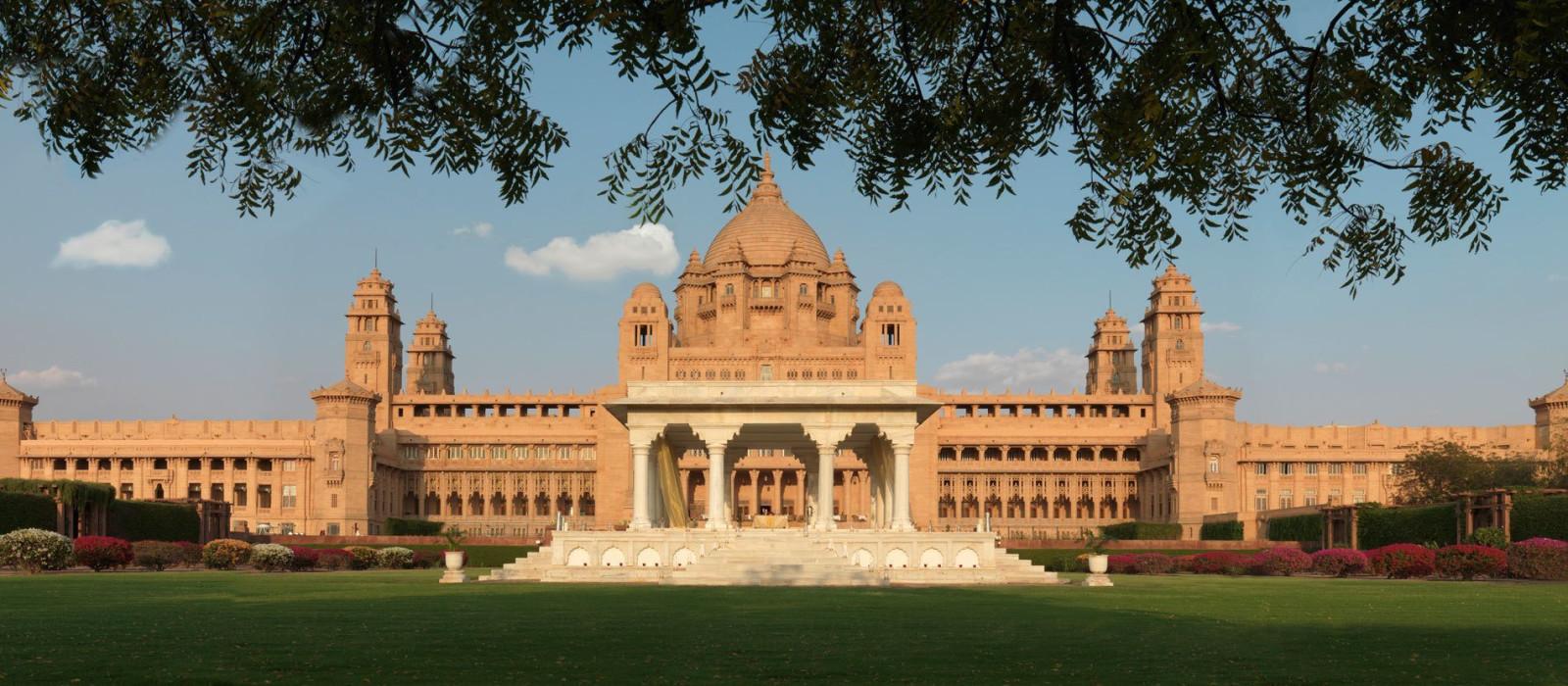 Hotel Umaid Bhawan Palace North India