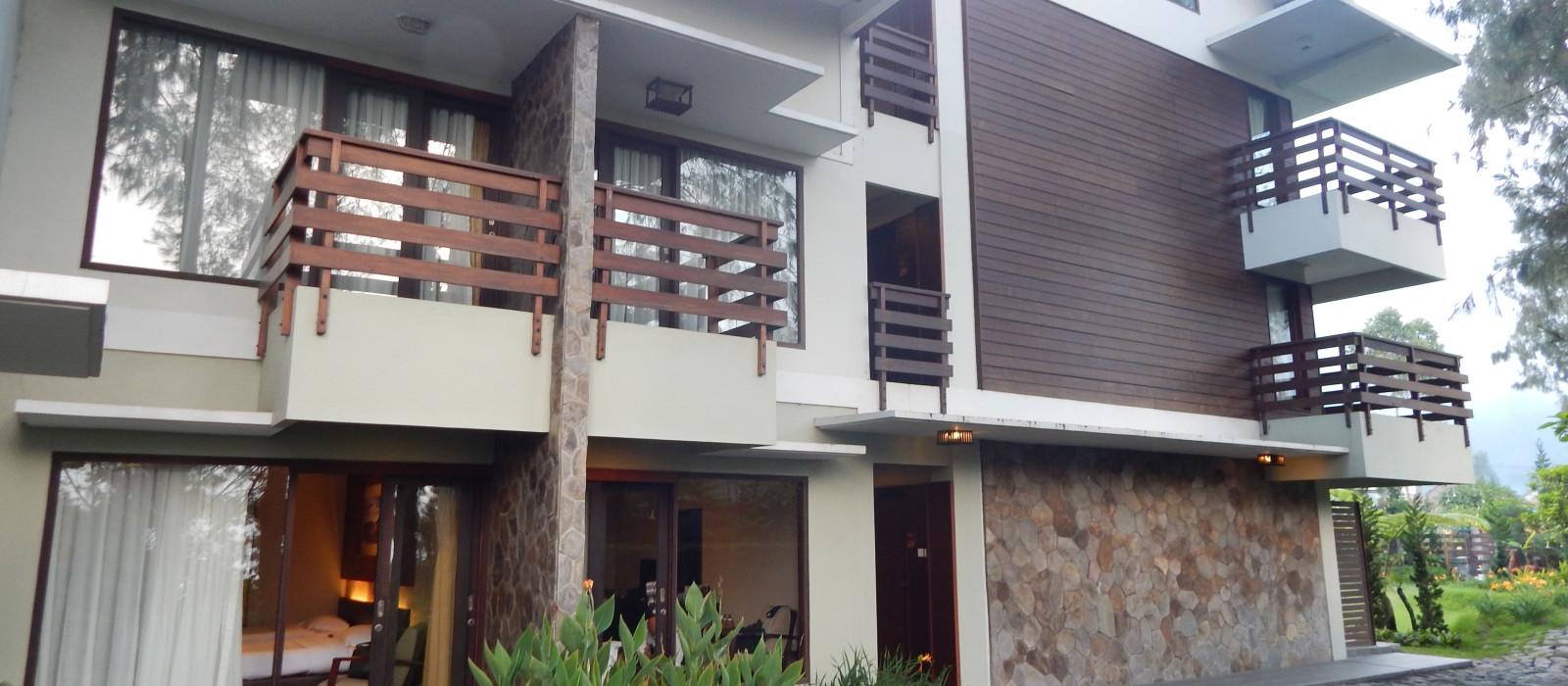 Hotel Jiwa Jawa Resort Bromo Indonesien