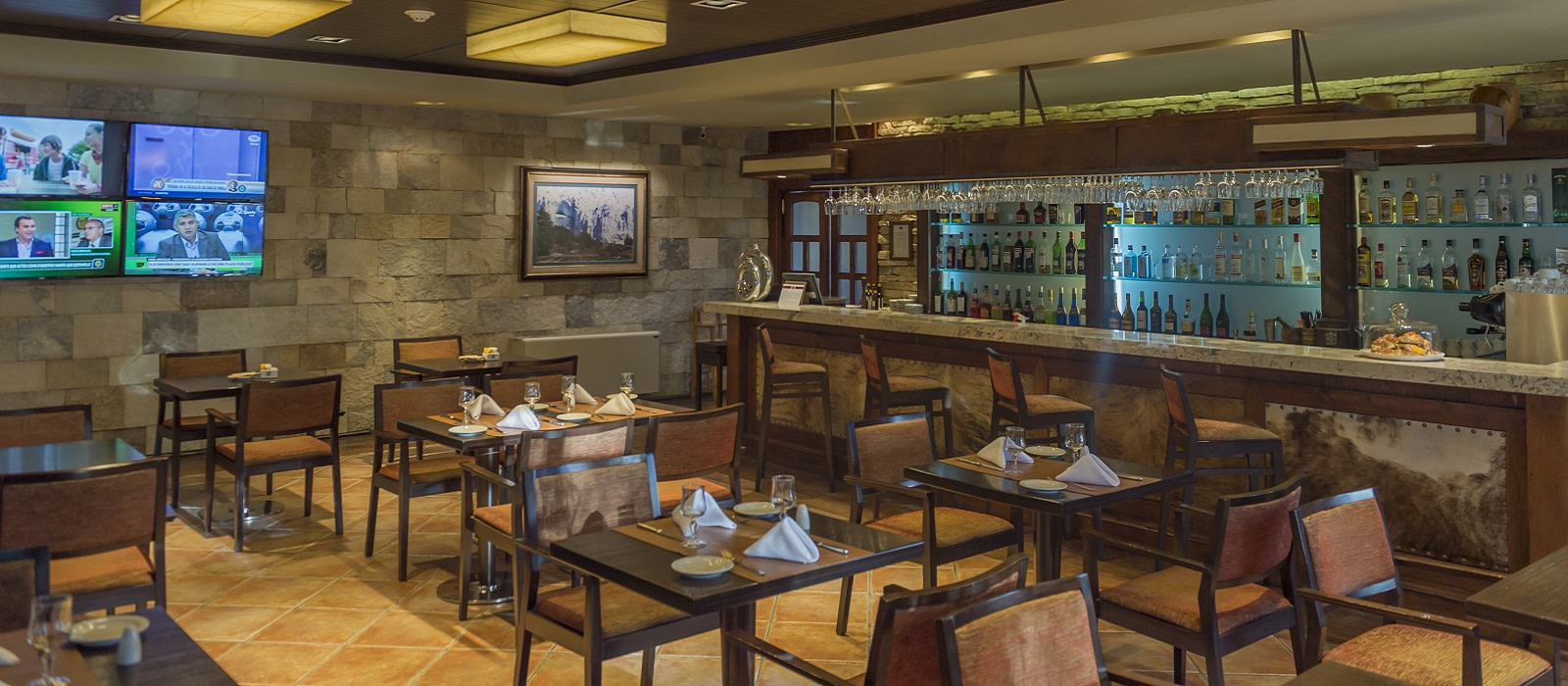 Hotel Posada Los Alamos Argentinien