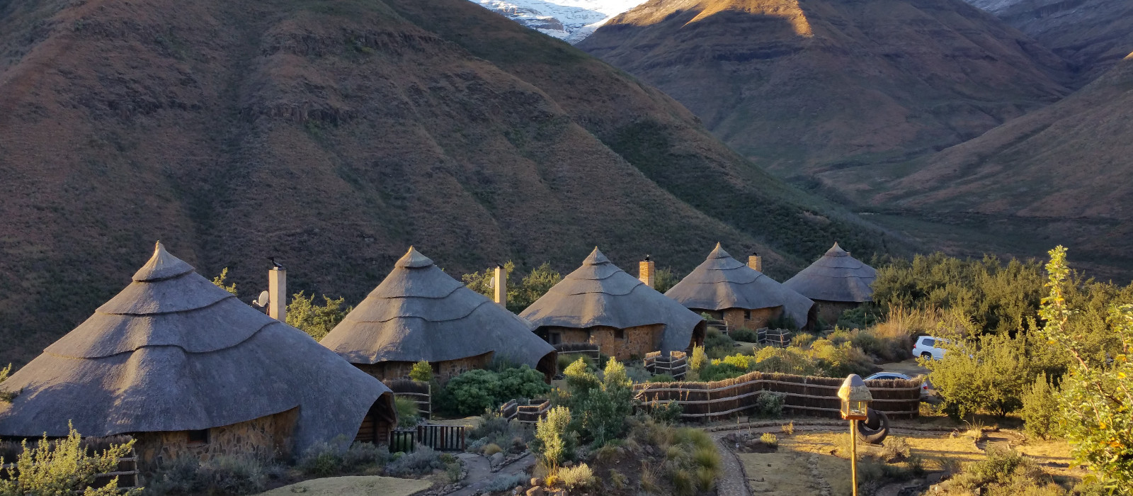 Hotel Maliba Mountain Lodge Lesotho