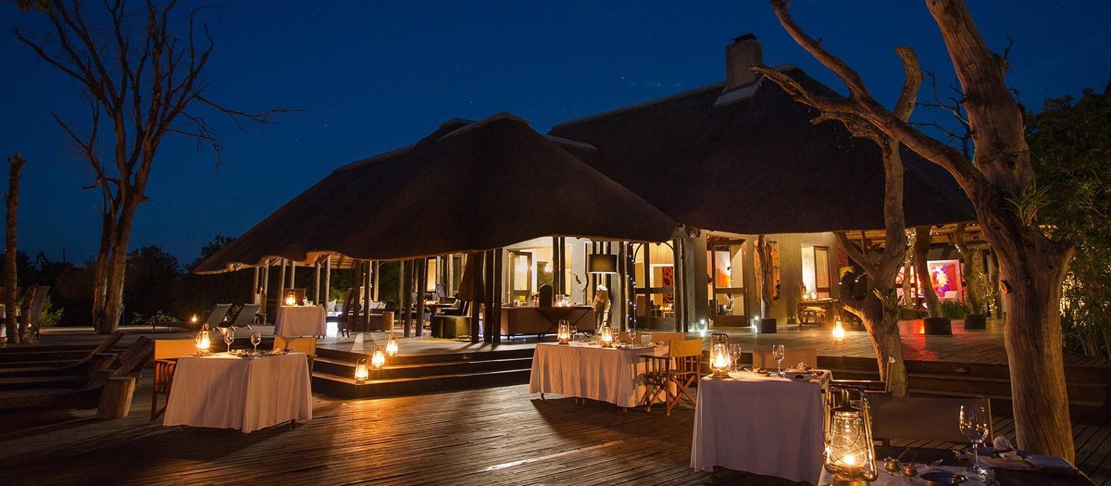 Hotel Chitwa Chitwa Private Game Lodge Südafrika