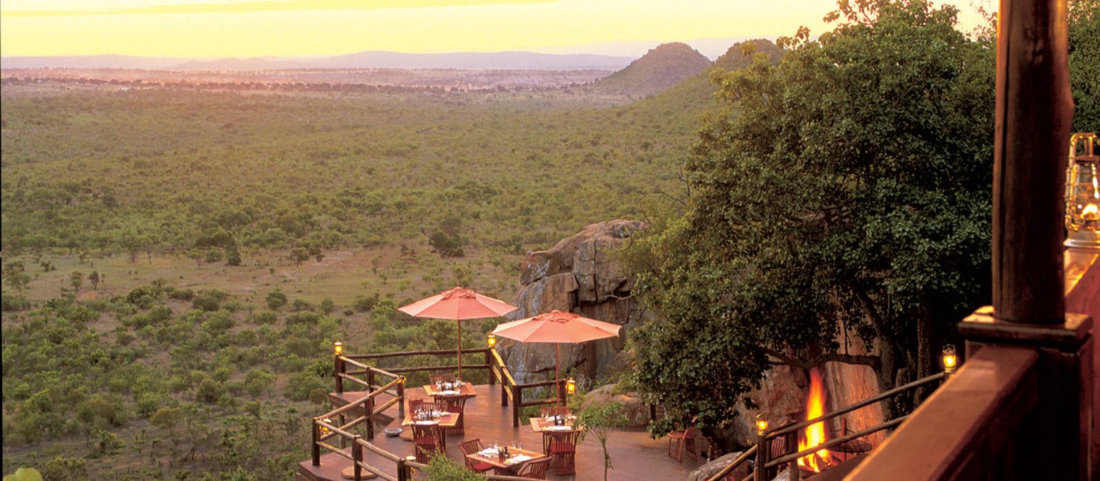 Hotel Ulusaba Safari Lodge Südafrika