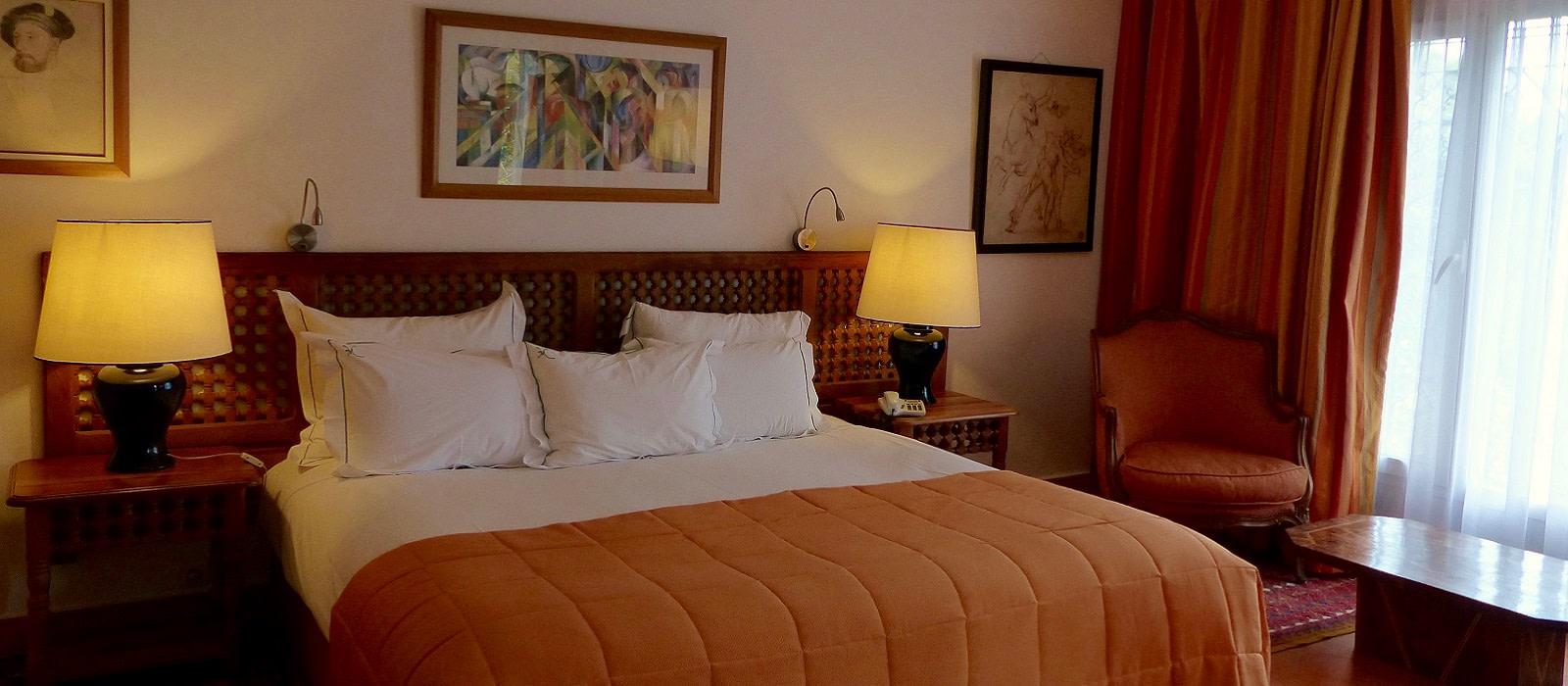 Hotel Villa Mandarine Marokko