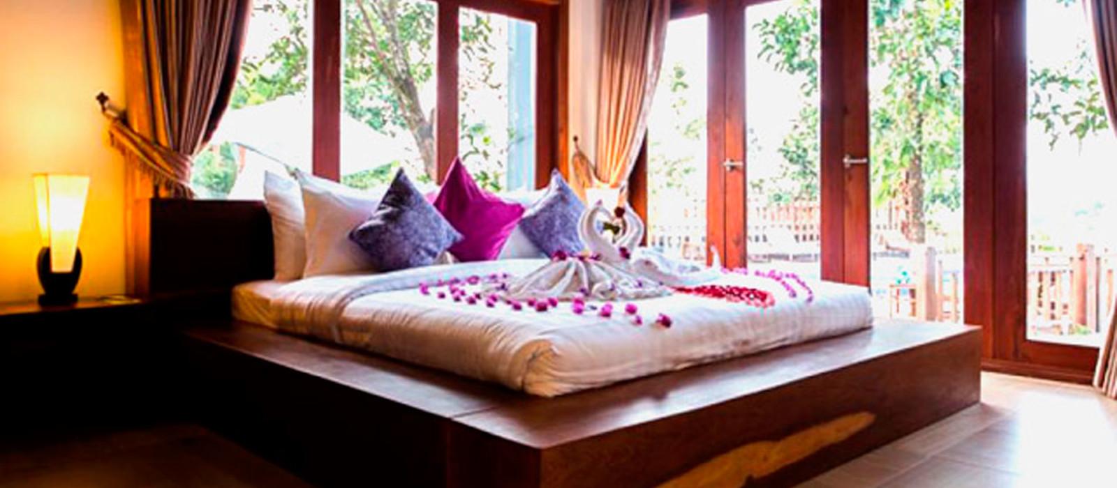 Hotel Mayura Hill Resort Kambodscha