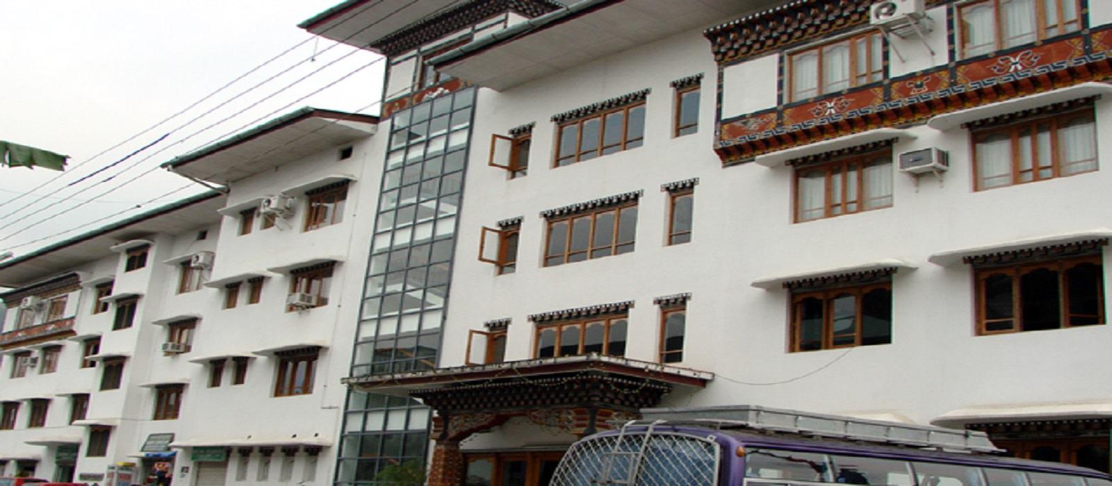 Hotel Lhaki  Bhutan