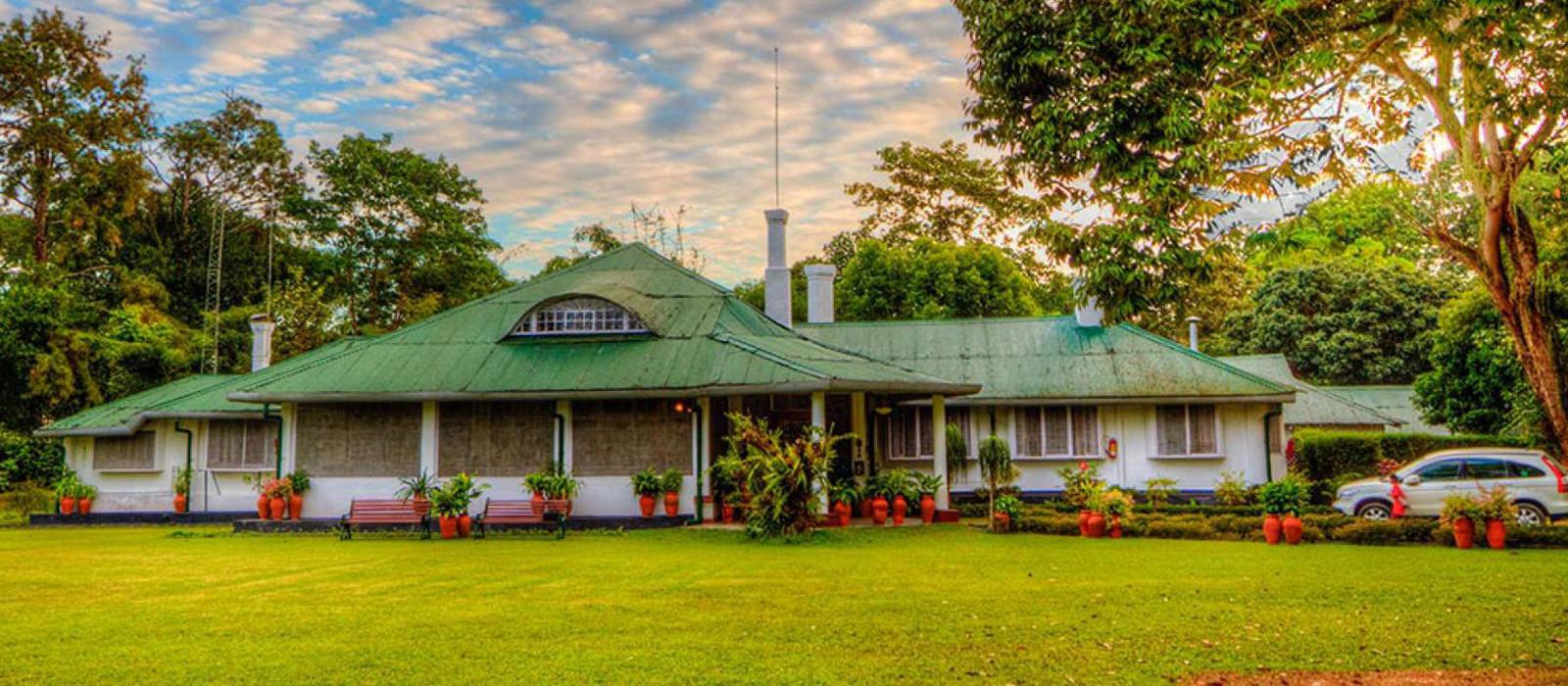 Hotel Wild Mahseer Heritage Bungalow Ostindien
