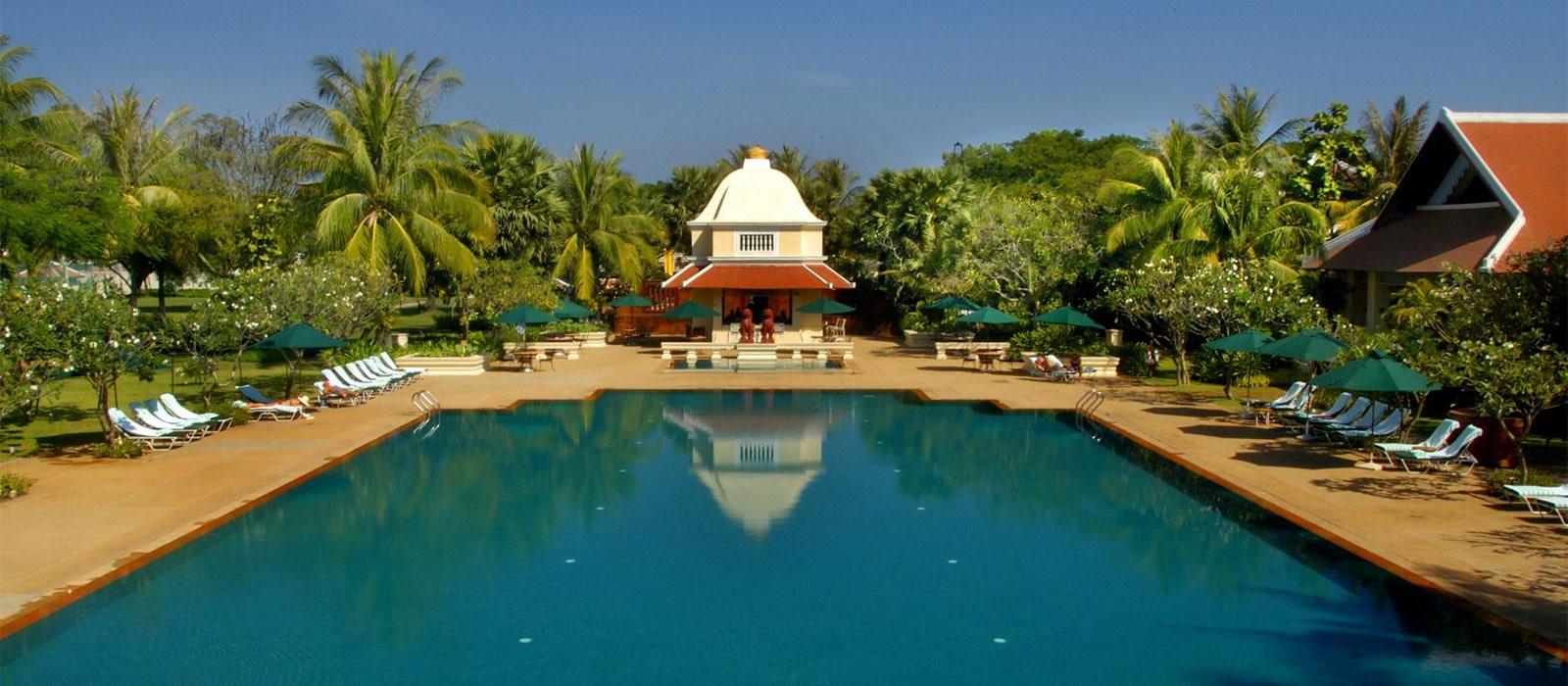 Raffles Grand Dangkor Hotel Enchanting Travels
