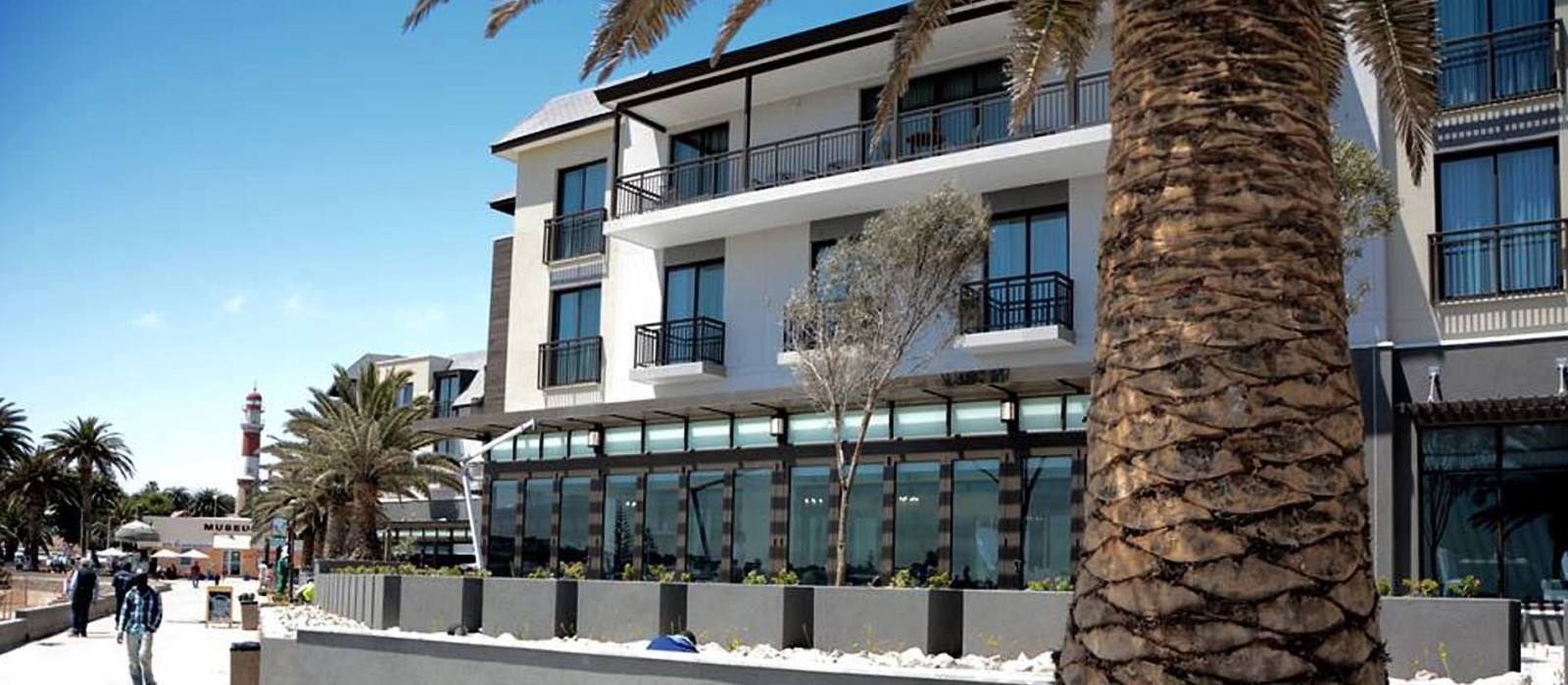Hotel The Strand  Namibia