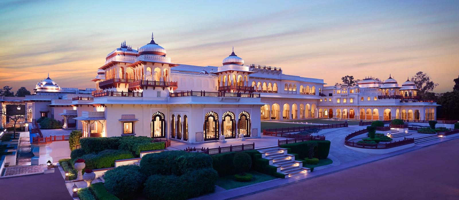 Hotel Taj Rambagh Palace North India