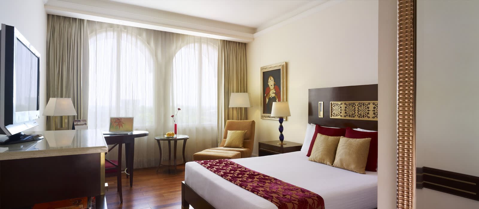 Hotel Taj Ganges Nordindien