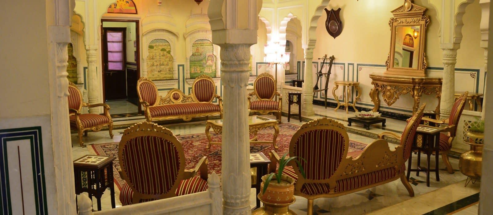 Hotel Shahpura House Nordindien